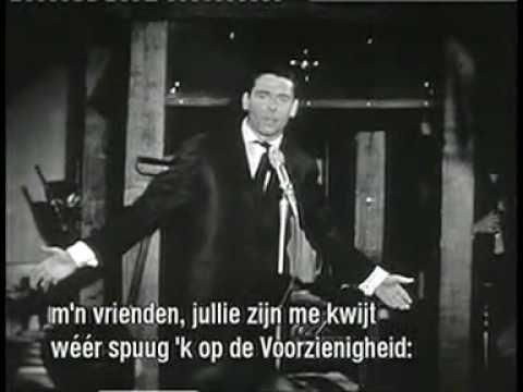 Jacques Brel MATHILDE 1964 Ma mère voici le temps venu…